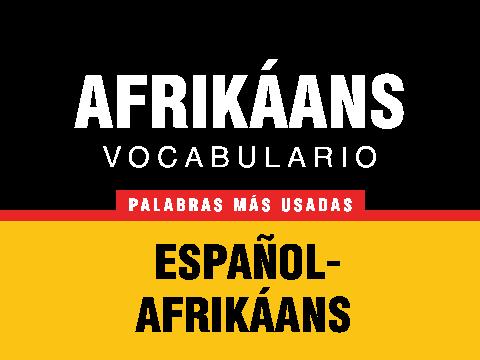 Afrikáans